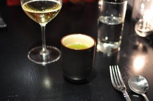 sushi nakazawa tea