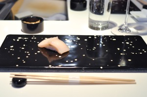 sushi nakazawa sea scallop