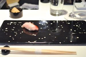 sushi nakazawa golden eye snapper