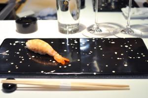 sushi nakazawa tiger prawn