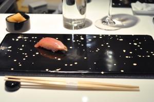 sushi nakazawa smoked bonito