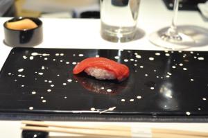 sushi nakazawa lean bluefin tuna