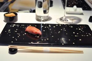 sushi nakazawa fatty bluefin tuna