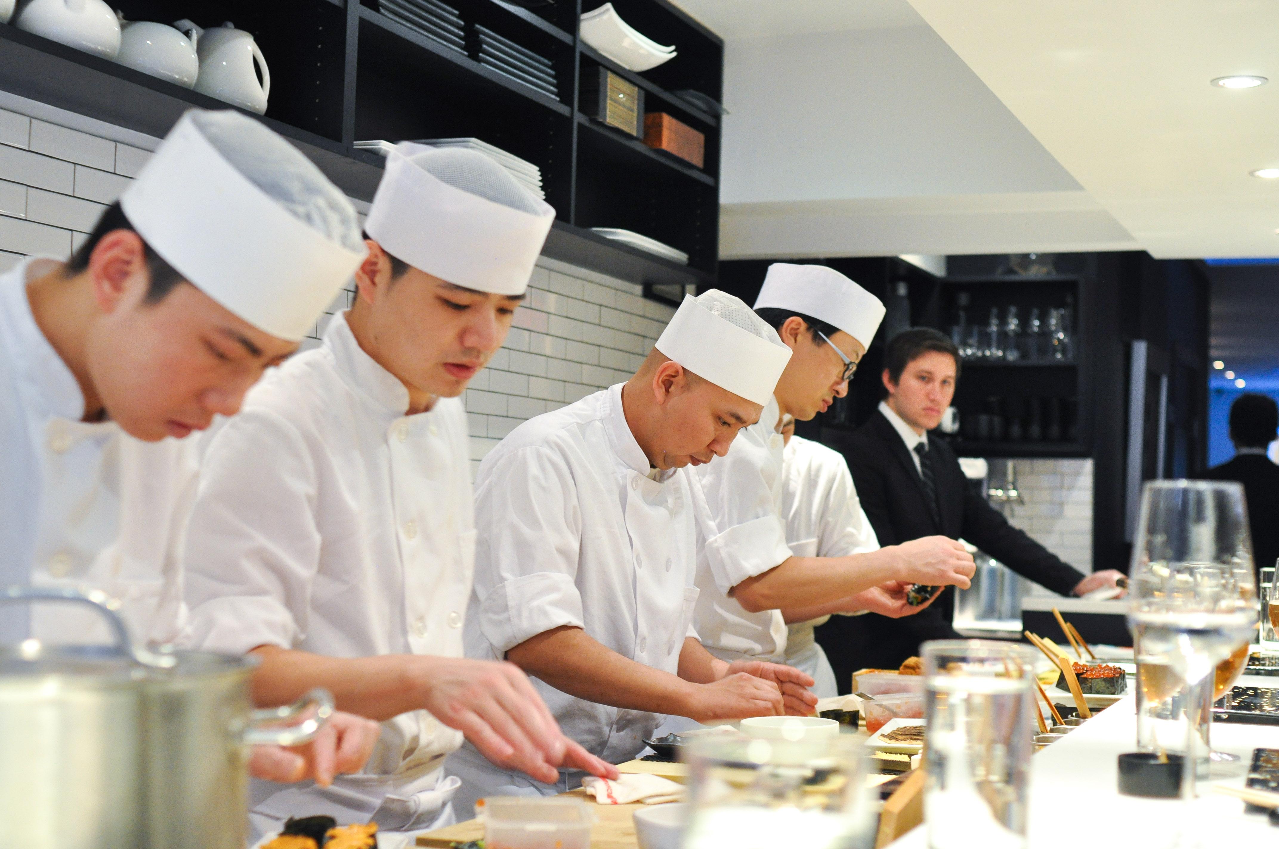 Sushi Nakazawa Dining Room And Sushi Bar