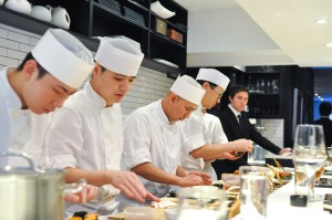 sushi counter daisuke nakazawa