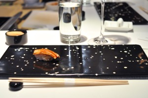 sushi nakazawa sea eel