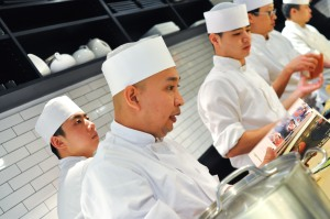 chef daisuke nakazawa sushi