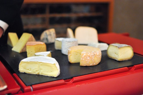 manresa cheese cart