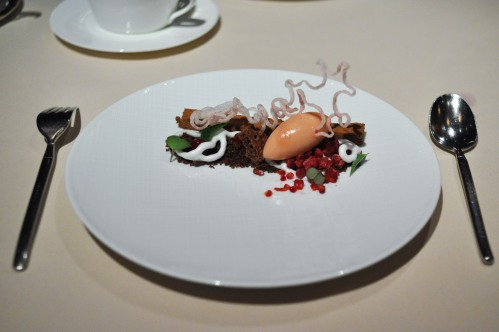 manresa raspberry chocolate coffee parfait