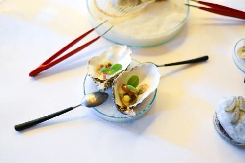 de librije oysters