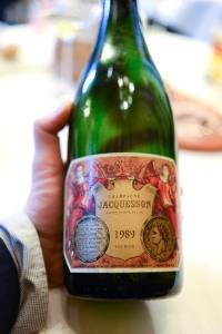 de librije jacquesson champagne 1989