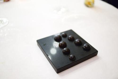 de librije four chocolate flavors