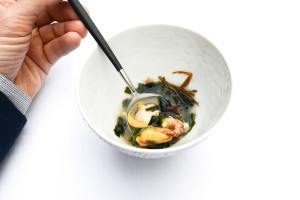 hof van cleve dashi sea salad