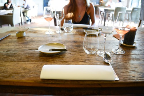 in de wulf table setting
