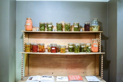 in de wulf preserves pickles