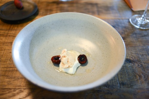 in de wulf meadowsweet yoghurt honey cherry