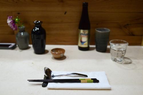 okonomi yuji place setting
