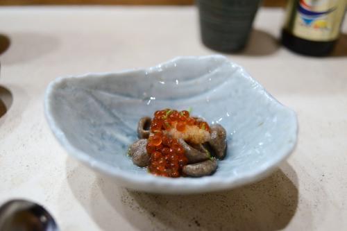 okonomi ikura soba pear ramen