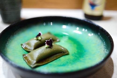 okonomi nori monkfish liver