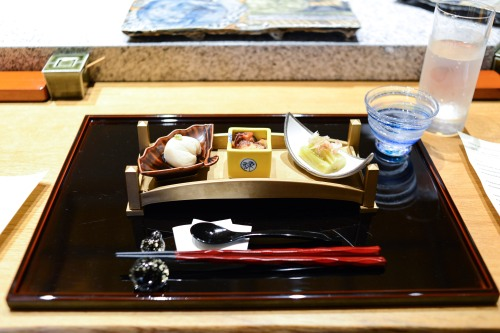 tempura matsui zensai