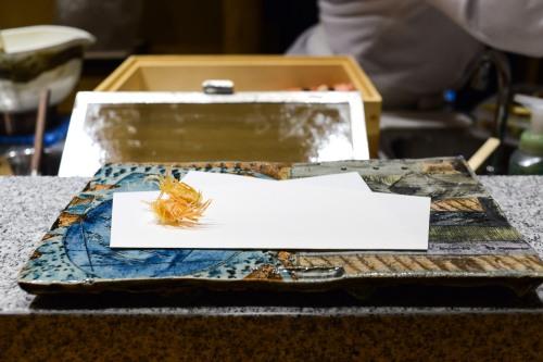 tempura matsui shrimp heads