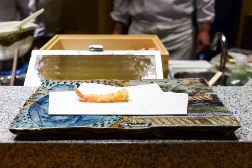 tempura matsui shrimp