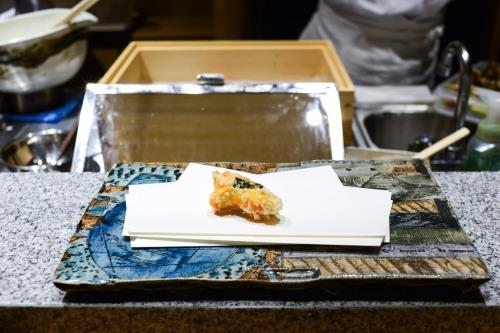 tempura matsui king crab