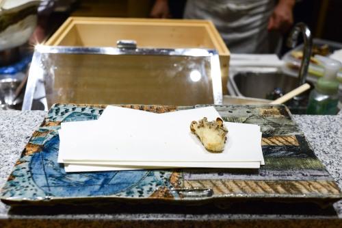tempura matsui maitake
