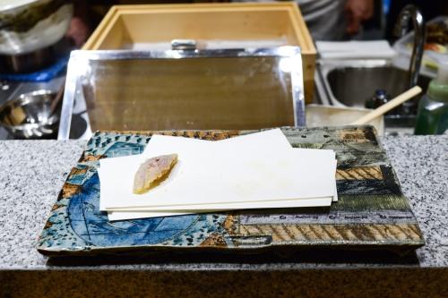 tempura matsui ginger sprout