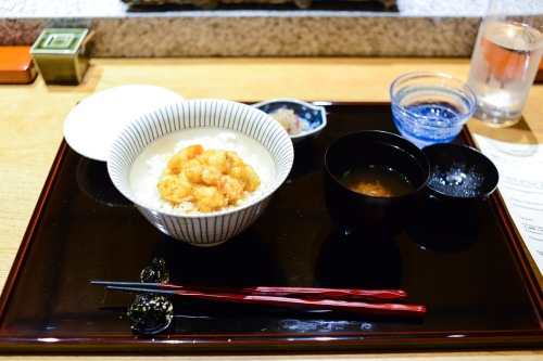 tempura matsui ten don shrimp